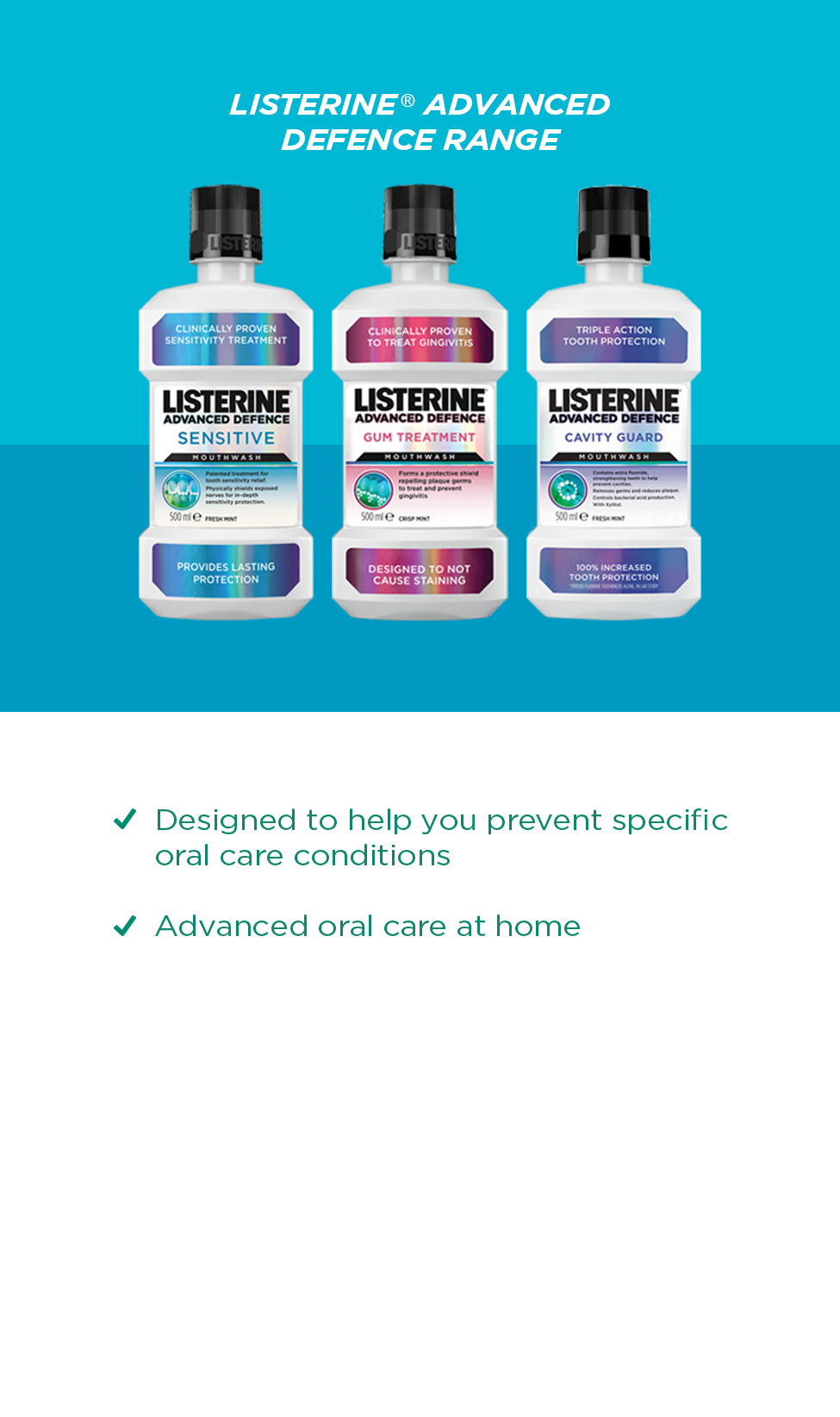 Why Your Teeth Hurt | LISTERINE® UK